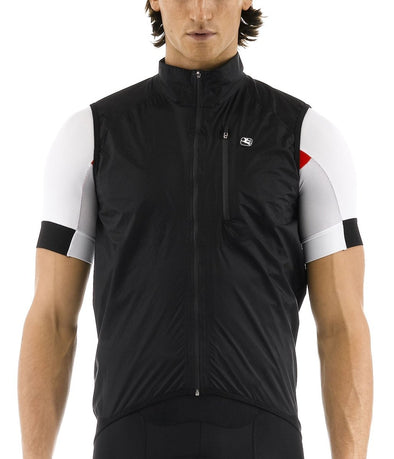 Giordana HydroShield Cycling Vest Black - Classic Cycling