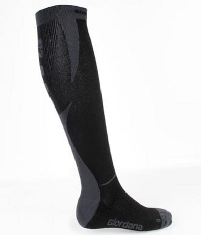 Giordana Knee Compression Socks - Classic Cycling