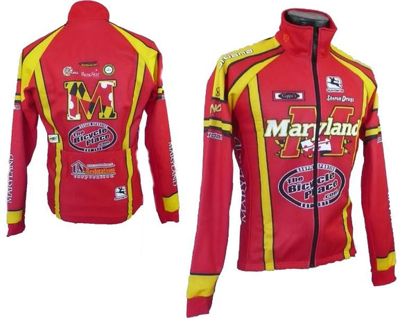 Giordana Maryland Thermal Winter Cycling Jacket - Classic Cycling
