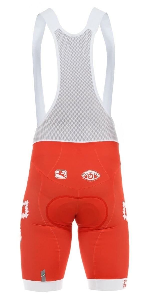 Giordana Moda Team Very Serious Tenax Pro Bib Short - Classic Cycling