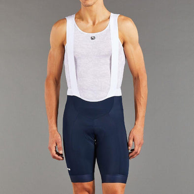 Giordana Moda Vero Pro Bib Short - Full Navy (Midnight Blue) - Classic Cycling