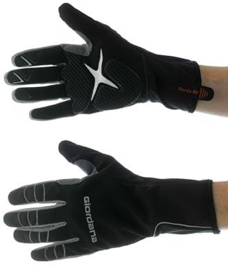 Giordana Nordic AV Winter Wind Proof Gloves - Classic Cycling