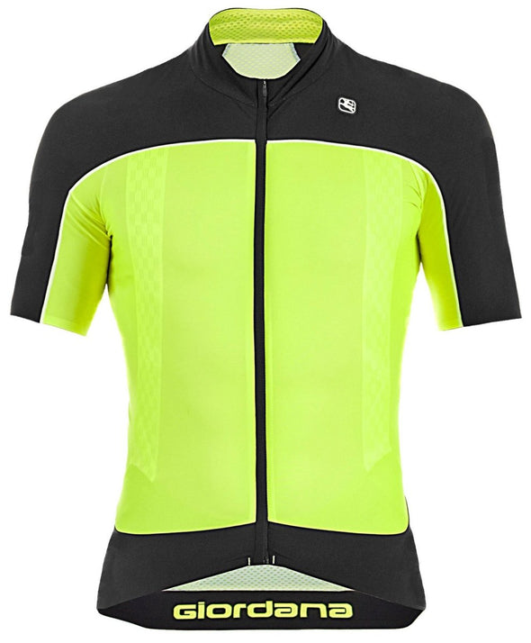 Giordana NX-G Short Sleeve Jersey - Fluo - Classic Cycling
