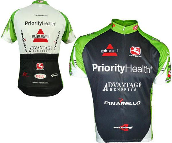 Giordana Priority Health Jersey - Classic Cycling