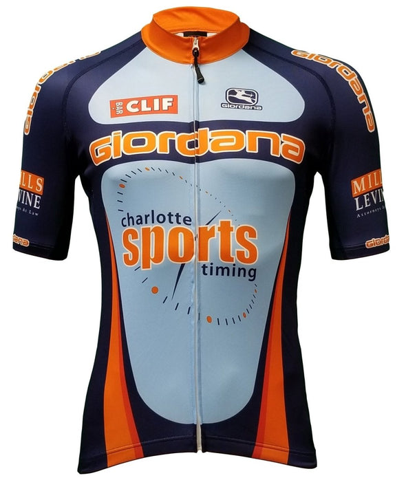 Giordana Scatto Pro Cycling Jersey - Classic Cycling
