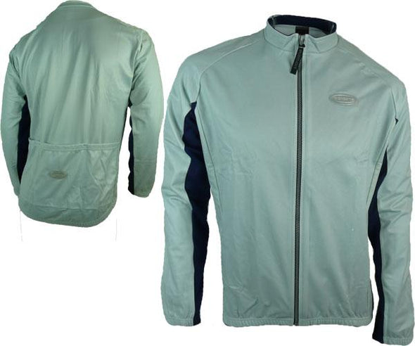 Giordana Silver Alpine Windfront Cycling Jacket - Classic Cycling
