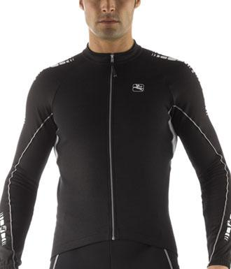 Giordana Silverline Jersey Black 2012 - Classic Cycling