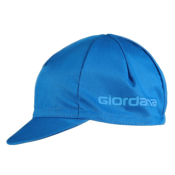 Giordana Solid Cycling Cap - Blue - Classic Cycling