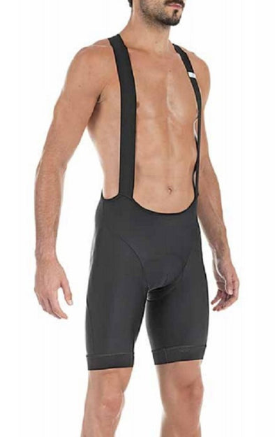 Giordana Sport Cycling Bib Shorts - Black - Classic Cycling
