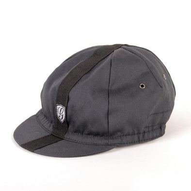 Giordana Sport Cycling Cap - Black Gray - Classic Cycling