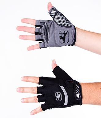 Giordana Strada Cycling Gloves Black - Classic Cycling