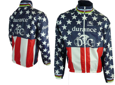 Giordana USA Oslo Wind Jacket - Classic Cycling