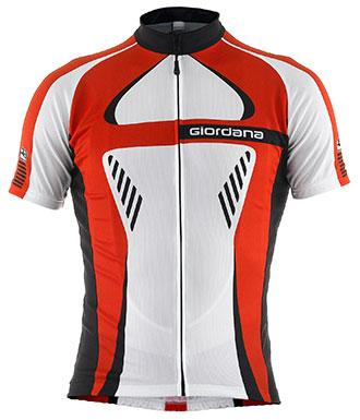 Giordana Wings Vero Short Sleeve Jersey - Classic Cycling