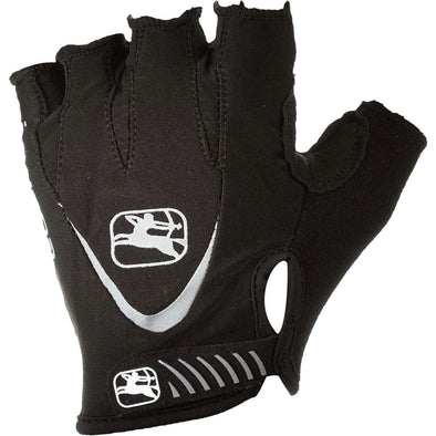 Giordana Women's Corsa Cycling Gloves - Black - Classic Cycling
