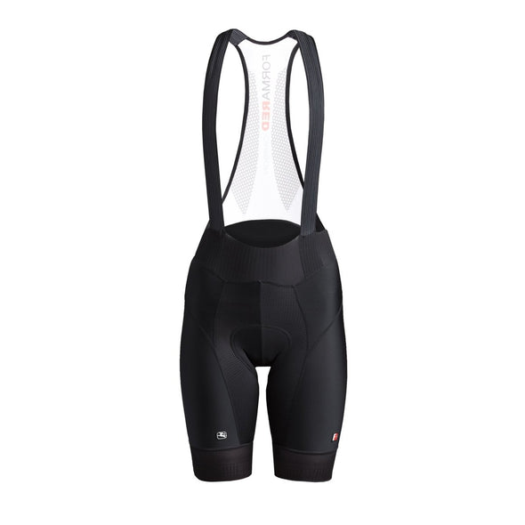 Giordana Women's FR-C Pro Bib Short - Black - Classic Cycling