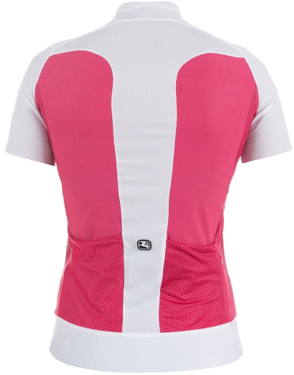 Giordana Women's FR-C Short Sleeve Jersey - Pink - Classic Cycling