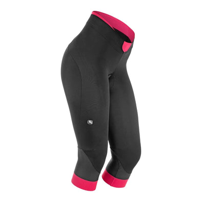 Giordana Women's Silverline Knicker - Black-Pink - Classic Cycling