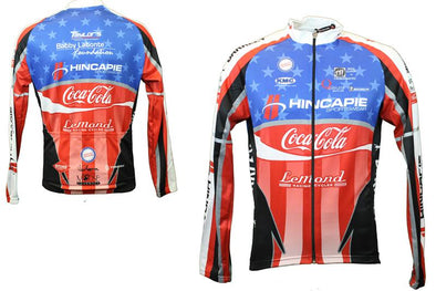 Hincapie Custom Team Long Sleeve Jersey - Classic Cycling