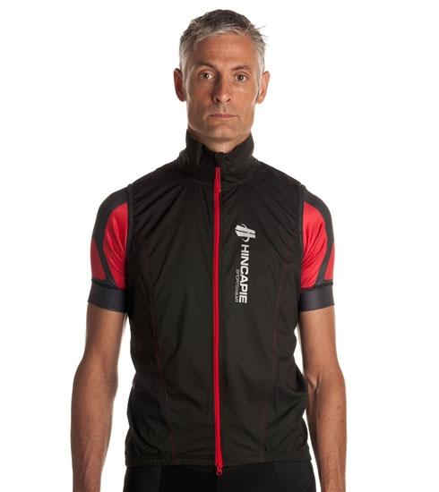 Hincapie Elemental Cycling Vest - Black - Classic Cycling