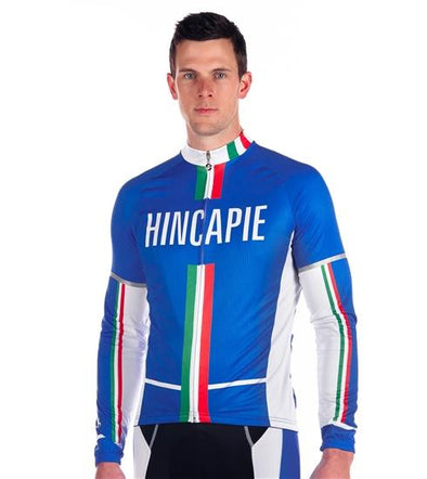 Hincapie Ghisallo Long Sleeve Jersey - Classic Cycling