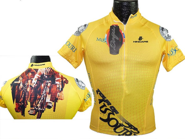 Hincapie Kids Tour of Missouri Leaders Jersey - Classic Cycling