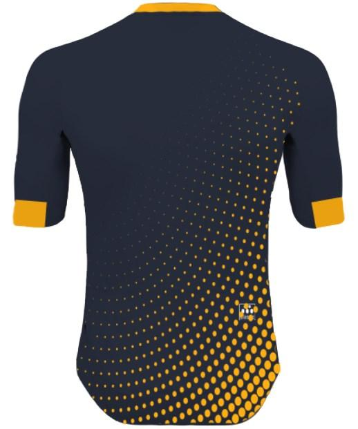 Ice Jersey Custom - Dots - Classic Cycling