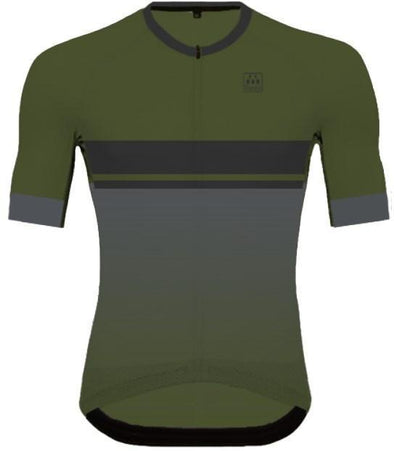 Ice Jersey Custom - Fade Copy - Classic Cycling