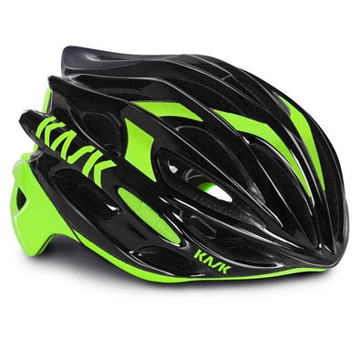 Kask Mojito Black Lime Helmet - Classic Cycling