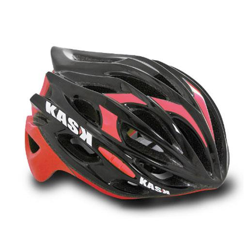 Kask Mojito Black Red  Helmet - Classic Cycling