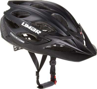 Limar Ultralight Plus MTB W/ Visor - Black - Classic Cycling