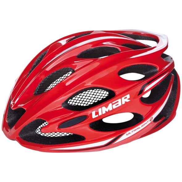 Limar Ultralight Plus Road Helmet Red - Classic Cycling
