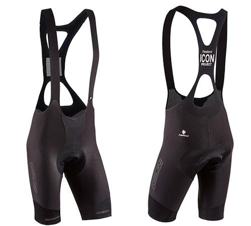 Nalini 1nt3gra Cut Bib Shorts - Classic Cycling
