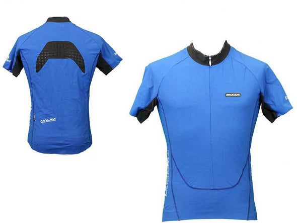Nalini Blue Cycling Jersey - Classic Cycling