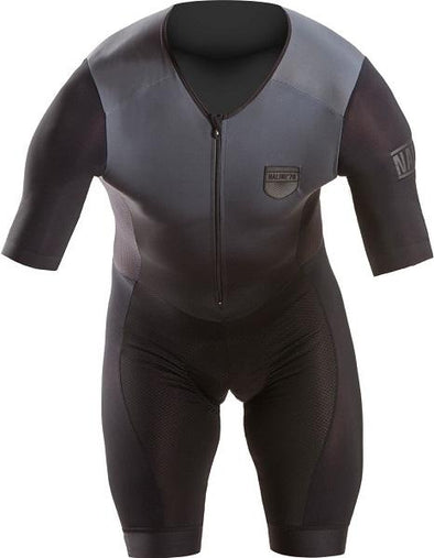 Nalini Crit Skin Suit - Black - Classic Cycling