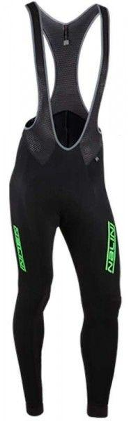 Nalini Nanodry Bibtight 2 Green - Classic Cycling