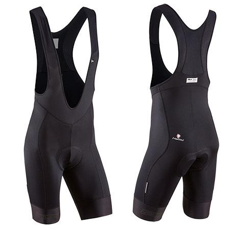 Nalini New Mavone Bib Shorts - Black - Classic Cycling