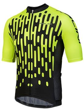 Nalini Podio Short Sleeve Jersey - Fluo - Classic Cycling