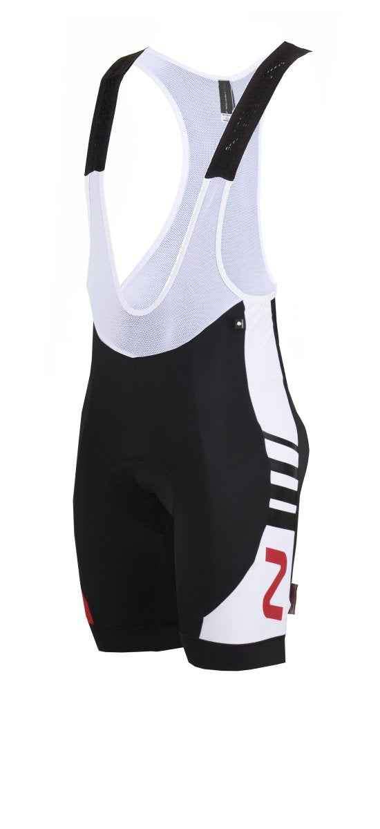 Nalini Pure Bib Shorts Black - Classic Cycling