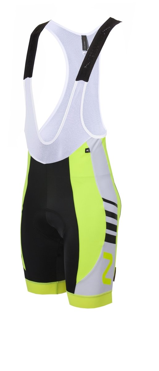 Nalini Pure Bib Shorts Fluo - Classic Cycling