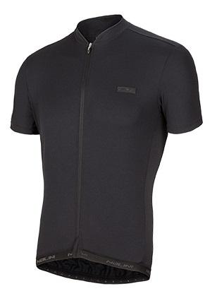 Nalini Rosso Short Sleeve Jersey - Black - Classic Cycling