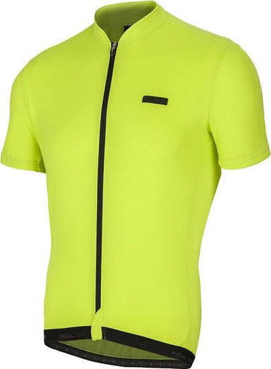 Nalini Rosso Short Sleeve Jersey - Fluo - Classic Cycling