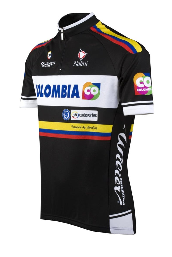 Nalini Team Colombia - Coldeportes Jersey - Classic Cycling