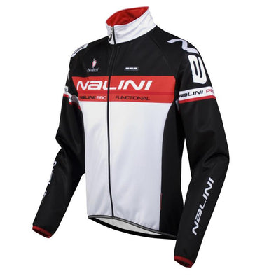 Nalini Terres Thermal Jacket Black - Classic Cycling
