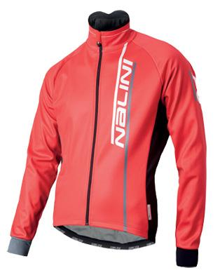 Nalini Xwarm Jacket - Red - Classic Cycling