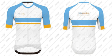 Ortho Men's Classic Cycling Ice Jersey - Classic Cycling
