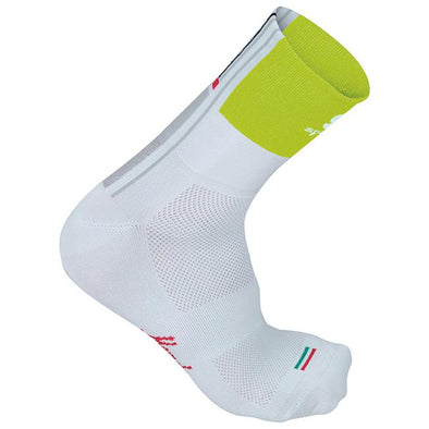 Sportful Gruppetto Sock 12cm - Hi Vis - Classic Cycling