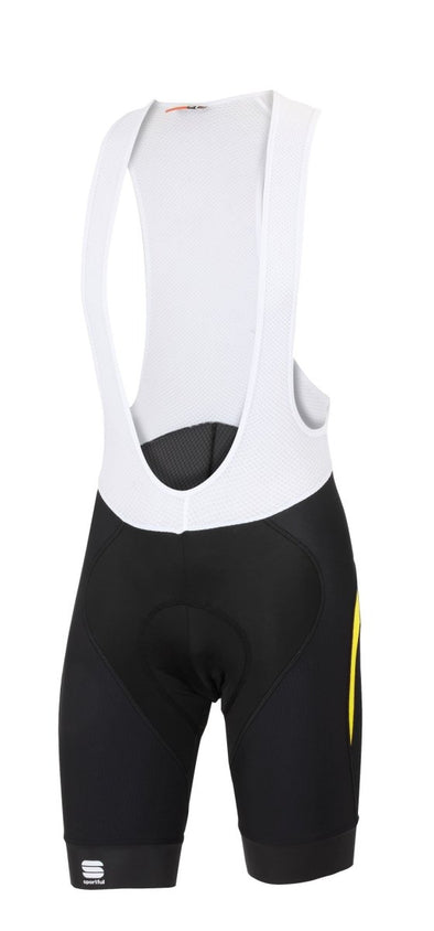 Sportful Tour Max Cycling Bib Shorts Fluo - Classic Cycling