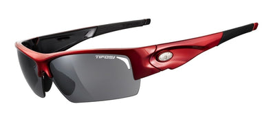Tifosi Lore Sun Glasses - Metallic Red - Classic Cycling