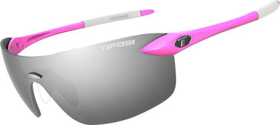 Tifosi Vogel 2.0 Sun Glasses - Neon Pink w- Smoke Lenses - Classic Cycling