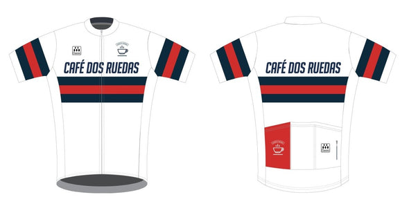 Women's Dos Ruedas Ice Jersey - Classic Cycling